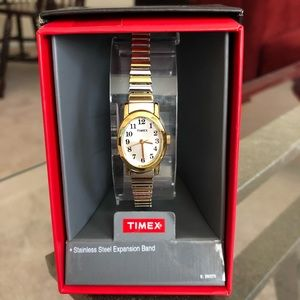 Timex Gold and Silver Women's Watch